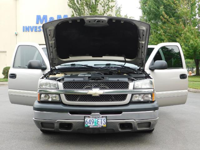 2005 Chevrolet Silverado 1500 LS 4dr Crew Cab LS / Navigation/ Remote Start - Photo 32 - Portland, OR 97217
