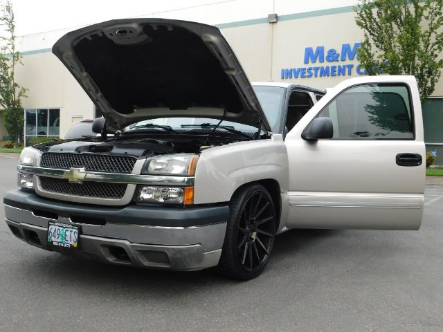 2005 Chevrolet Silverado 1500 LS 4dr Crew Cab LS / Navigation/ Remote Start - Photo 25 - Portland, OR 97217