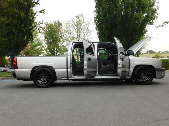2005 Chevrolet Silverado 1500 LS 4dr Crew Cab LS / Navigation/ Remote Start - Photo 30 - Portland, OR 97217