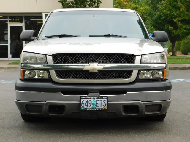 2005 Chevrolet Silverado 1500 LS 4dr Crew Cab LS / Navigation/ Remote Start - Photo 5 - Portland, OR 97217