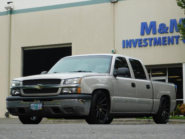 2005 Chevrolet Silverado 1500 LS 4dr Crew Cab LS / Navigation/ Remote Start - Photo 44 - Portland, OR 97217