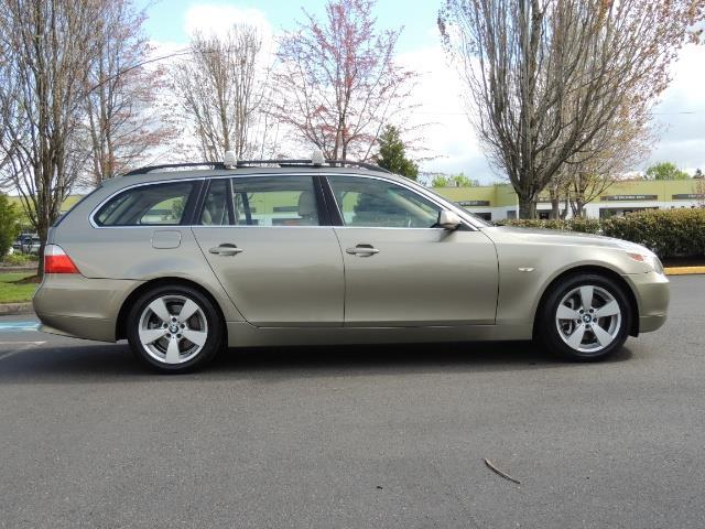 2006 BMW 530xi / AWD / Wagon / Pano Sunroof / Excel Cond - Photo 48 - Portland, OR 97217