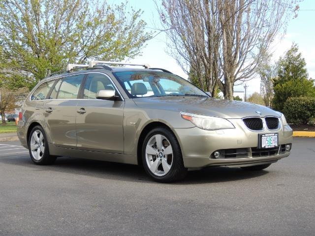 2006 BMW 530xi / AWD / Wagon / Pano Sunroof / Excel Cond - Photo 46 - Portland, OR 97217