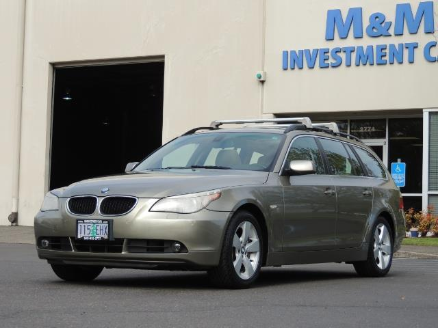 2006 BMW 530xi / AWD / Wagon / Pano Sunroof / Excel Cond - Photo 45 - Portland, OR 97217