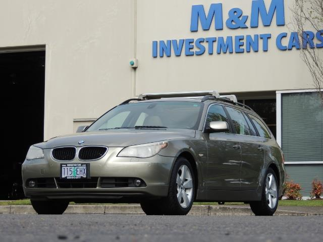 2006 BMW 530xi / AWD / Wagon / Pano Sunroof / Excel Cond - Photo 36 - Portland, OR 97217