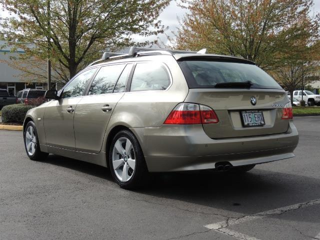 2006 BMW 530xi / AWD / Wagon / Pano Sunroof / Excel Cond - Photo 51 - Portland, OR 97217