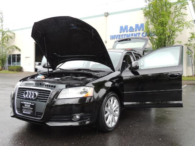 2009 Audi A3 2.0T PZEV / Wagon / Leather / ONLY 51K Miles - Photo 25 - Portland, OR 97217