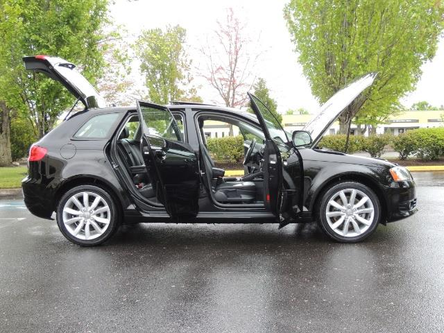 2009 Audi A3 2.0T PZEV / Wagon / Leather / ONLY 51K Miles - Photo 30 - Portland, OR 97217