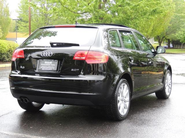 2009 Audi A3 2.0T PZEV / Wagon / Leather / ONLY 51K Miles - Photo 8 - Portland, OR 97217