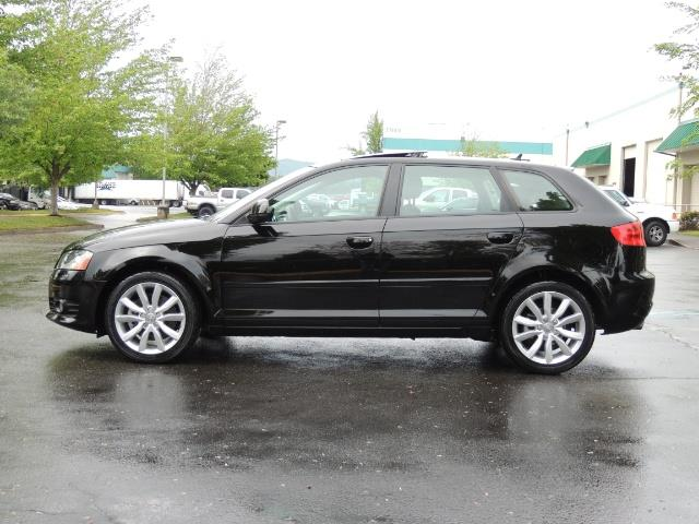 2009 Audi A3 2.0T PZEV / Wagon / Leather / ONLY 51K Miles - Photo 3 - Portland, OR 97217