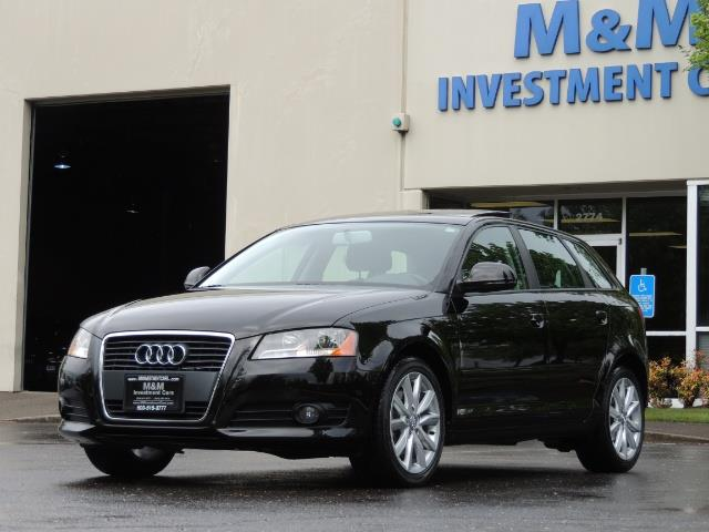 2009 Audi A3 2.0T PZEV / Wagon / Leather / ONLY 51K Miles - Photo 1 - Portland, OR 97217