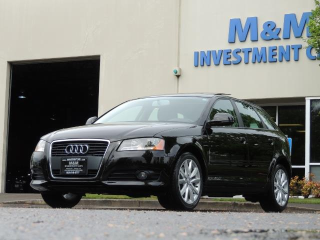 2009 Audi A3 2.0T PZEV / Wagon / Leather / ONLY 51K Miles - Photo 47 - Portland, OR 97217