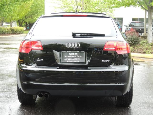 2009 Audi A3 2.0T PZEV / Wagon / Leather / ONLY 51K Miles - Photo 6 - Portland, OR 97217