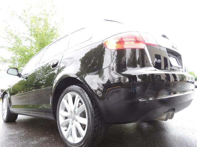 2009 Audi A3 2.0T PZEV / Wagon / Leather / ONLY 51K Miles - Photo 11 - Portland, OR 97217