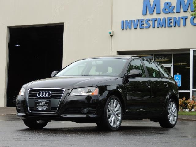 2009 Audi A3 2.0T PZEV / Wagon / Leather / ONLY 51K Miles - Photo 41 - Portland, OR 97217