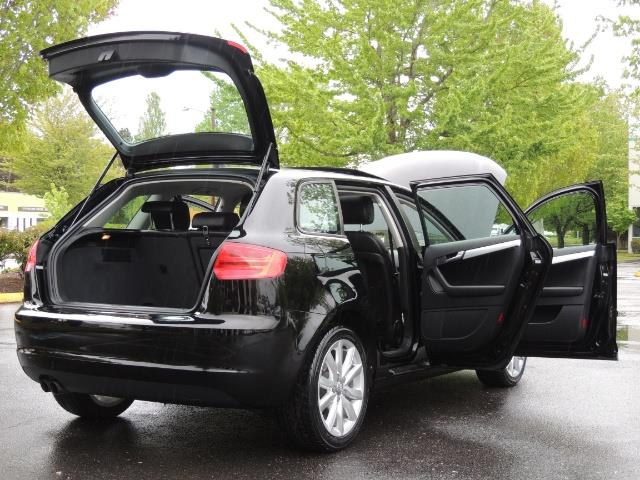 2009 Audi A3 2.0T PZEV / Wagon / Leather / ONLY 51K Miles - Photo 29 - Portland, OR 97217