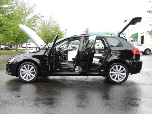 2009 Audi A3 2.0T PZEV / Wagon / Leather / ONLY 51K Miles - Photo 26 - Portland, OR 97217
