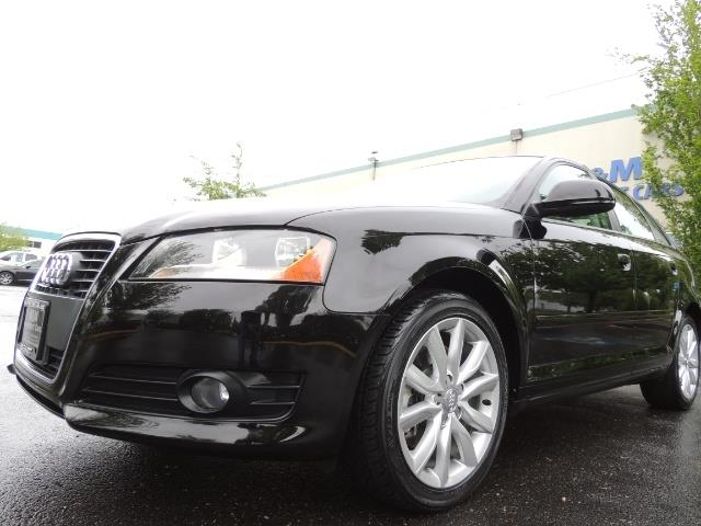 2009 Audi A3 2.0T PZEV / Wagon / Leather / ONLY 51K Miles - Photo 9 - Portland, OR 97217