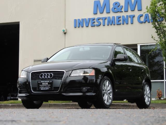 2009 Audi A3 2.0T PZEV / Wagon / Leather / ONLY 51K Miles - Photo 42 - Portland, OR 97217