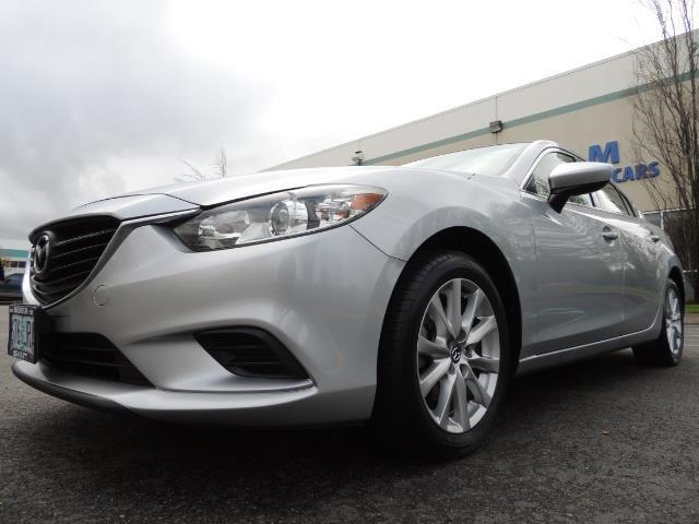 2016 Mazda Mazda6 i Sport / Sedan / Backup Camera / New Tires - Photo 9 - Portland, OR 97217