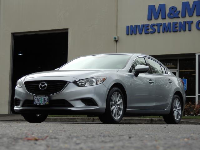 2016 Mazda Mazda6 i Sport / Sedan / Backup Camera / New Tires - Photo 43 - Portland, OR 97217