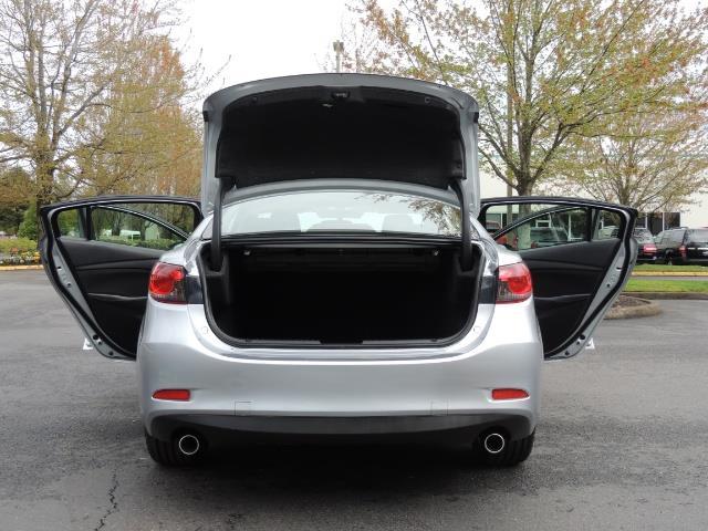2016 Mazda Mazda6 i Sport / Sedan / Backup Camera / New Tires - Photo 28 - Portland, OR 97217