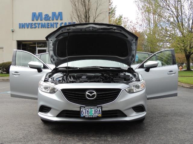 2016 Mazda Mazda6 i Sport / Sedan / Backup Camera / New Tires - Photo 33 - Portland, OR 97217