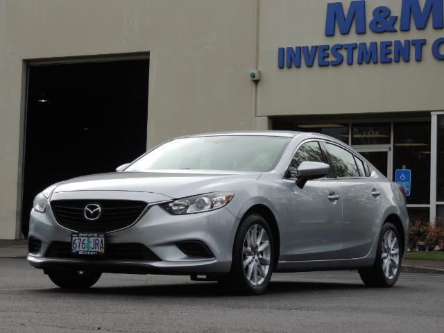 2016 Mazda Mazda6 i Sport / Sedan / Backup Camera / New Tires - Photo 1 - Portland, OR 97217