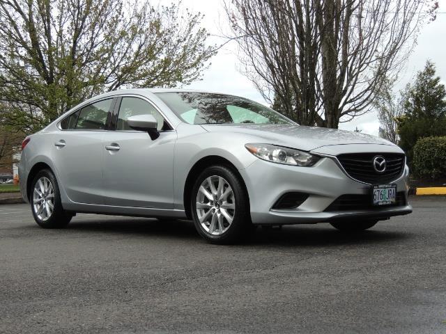 2016 Mazda Mazda6 i Sport / Sedan / Backup Camera / New Tires - Photo 2 - Portland, OR 97217