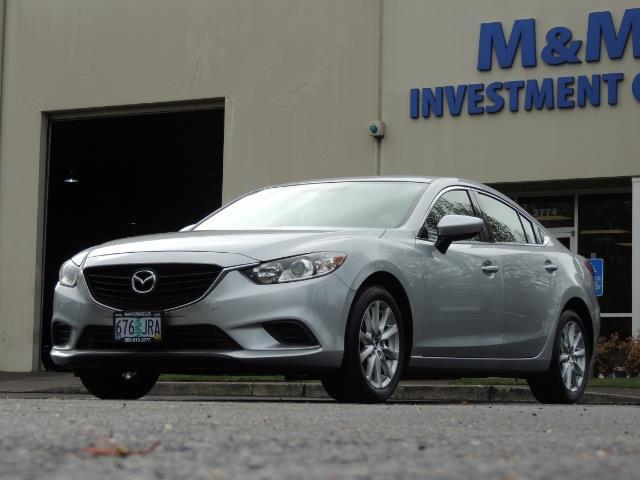 2016 Mazda Mazda6 i Sport / Sedan / Backup Camera / New Tires - Photo 44 - Portland, OR 97217
