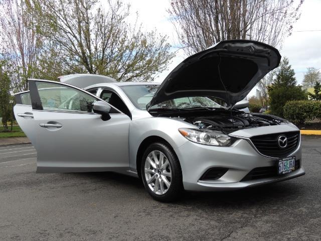 2016 Mazda Mazda6 i Sport / Sedan / Backup Camera / New Tires - Photo 32 - Portland, OR 97217