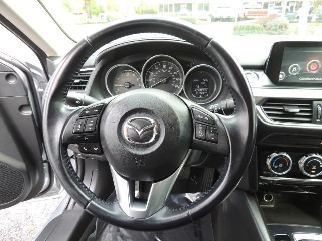 2016 Mazda Mazda6 i Sport / Sedan / Backup Camera / New Tires - Photo 19 - Portland, OR 97217