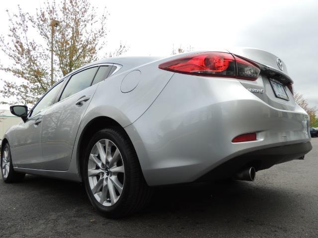 2016 Mazda Mazda6 i Sport / Sedan / Backup Camera / New Tires - Photo 11 - Portland, OR 97217