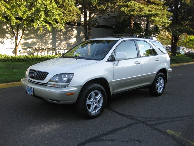 1999 Lexus RX 300 All Wheel Drive *FULLY LOADED* Service Records   Photo 1