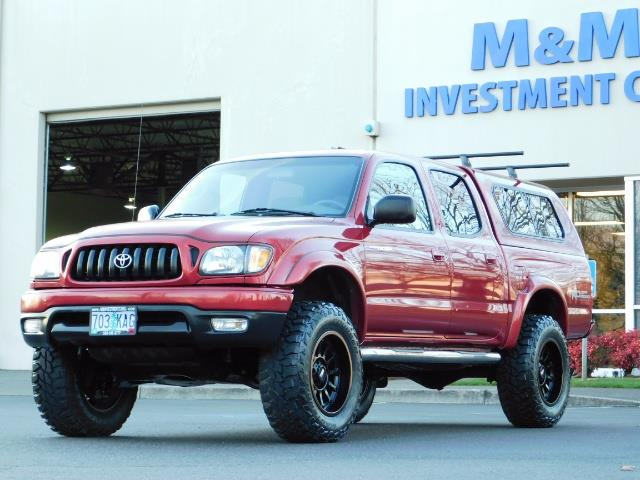 2004 Toyota Tacoma SR5 V6 Double Cab / TRD OFF RD / 124k Mi /LIFTED - Photo 39 - Portland, OR 97217