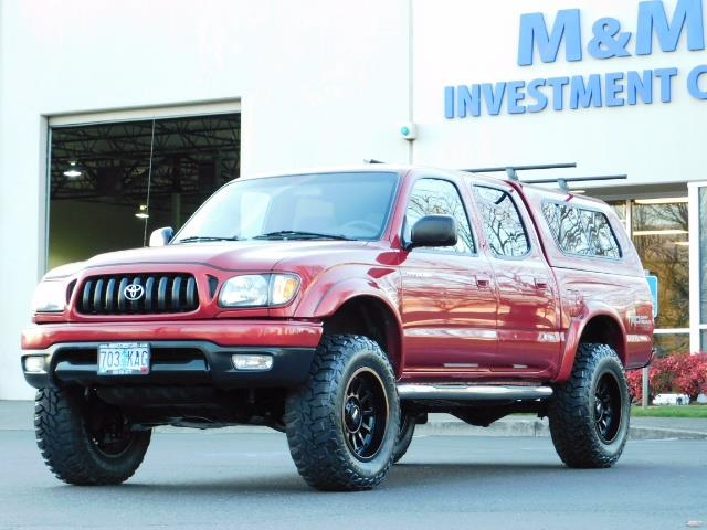 2004 Toyota Tacoma SR5 V6 Double Cab / TRD OFF RD / 124k Mi /LIFTED - Photo 38 - Portland, OR 97217
