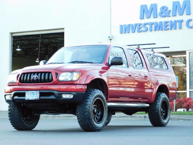 2004 Toyota Tacoma SR5 V6 Double Cab / TRD OFF RD / 124k Mi /LIFTED - Photo 40 - Portland, OR 97217