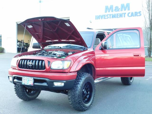 2004 Toyota Tacoma SR5 V6 Double Cab / TRD OFF RD / 124k Mi /LIFTED - Photo 25 - Portland, OR 97217