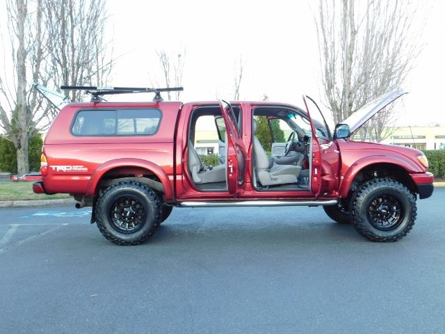 2004 Toyota Tacoma SR5 V6 Double Cab / TRD OFF RD / 124k Mi /LIFTED - Photo 27 - Portland, OR 97217