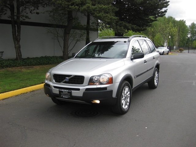 2004 volvo xc90 t6 awd navigation 3rd seat park sensors. Black Bedroom Furniture Sets. Home Design Ideas