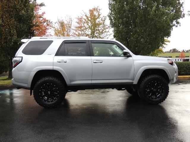 2014 toyota 4runner 4wd navi backup cam 3rd seats lifted. Black Bedroom Furniture Sets. Home Design Ideas