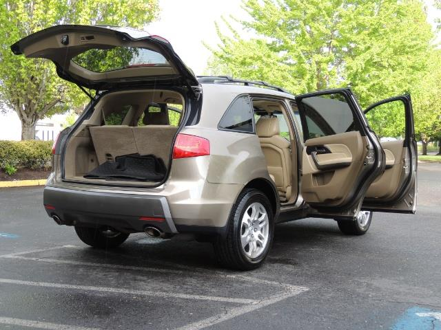 2009 Acura MDX SH-AWD w/Tech / 3RD SEAT / Navigation / Excel Cond - Photo 29 - Portland, OR 97217