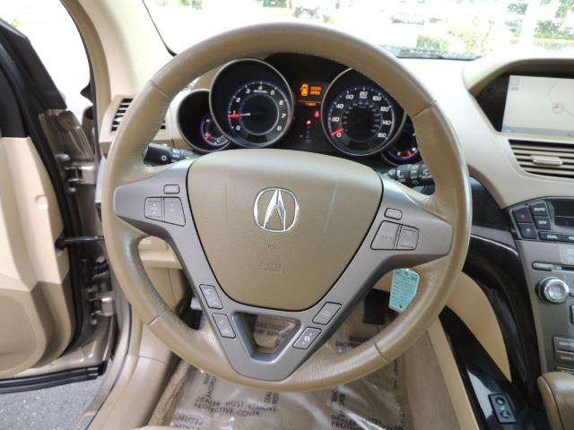 2009 Acura MDX SH-AWD w/Tech / 3RD SEAT / Navigation / Excel Cond - Photo 40 - Portland, OR 97217