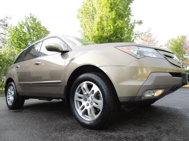 2009 Acura MDX SH-AWD w/Tech / 3RD SEAT / Navigation / Excel Cond - Photo 10 - Portland, OR 97217