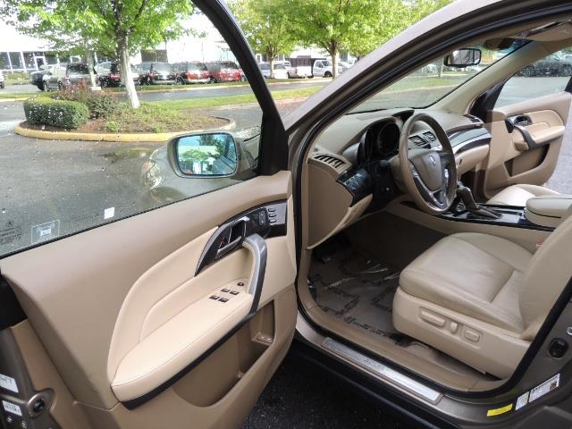 2009 Acura MDX SH-AWD w/Tech / 3RD SEAT / Navigation / Excel Cond - Photo 11 - Portland, OR 97217