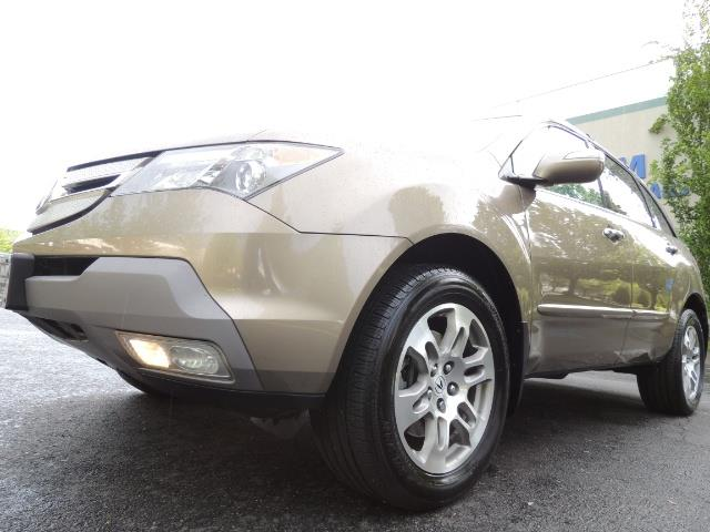 2009 Acura MDX SH-AWD w/Tech / 3RD SEAT / Navigation / Excel Cond - Photo 9 - Portland, OR 97217