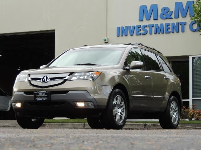 2009 Acura MDX SH-AWD w/Tech / 3RD SEAT / Navigation / Excel Cond - Photo 45 - Portland, OR 97217