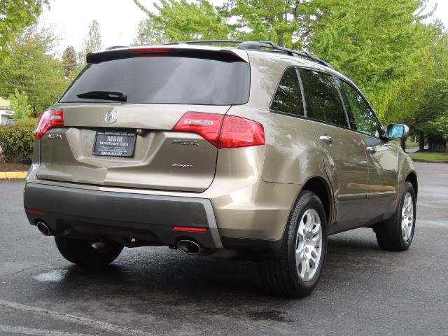 2009 Acura MDX SH-AWD w/Tech / 3RD SEAT / Navigation / Excel Cond - Photo 8 - Portland, OR 97217