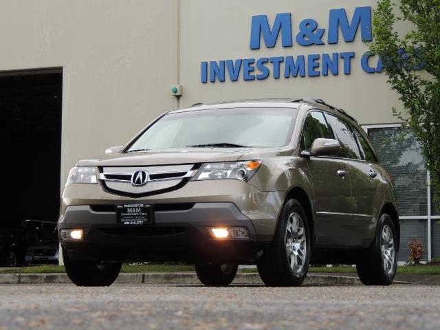 2009 Acura MDX SH-AWD w/Tech / 3RD SEAT / Navigation / Excel Cond - Photo 46 - Portland, OR 97217