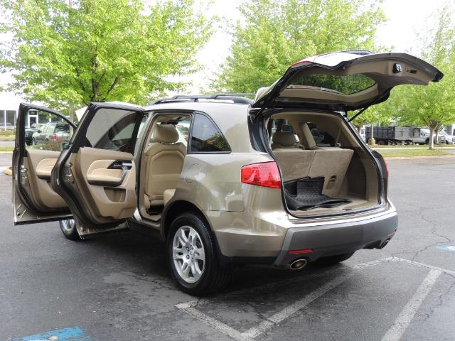 2009 Acura MDX SH-AWD w/Tech / 3RD SEAT / Navigation / Excel Cond - Photo 27 - Portland, OR 97217